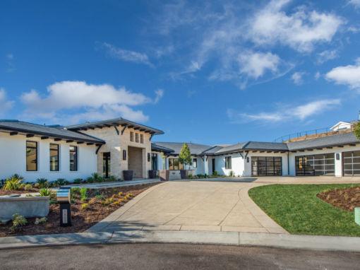 Transitional California Modern Estate