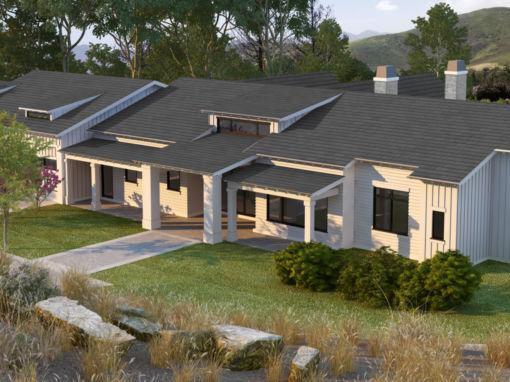 California Farmhouse